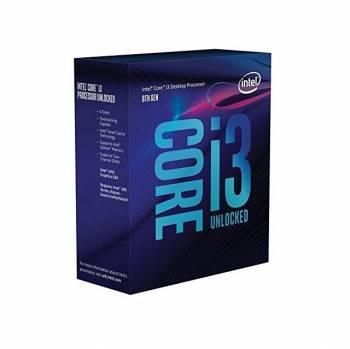 Intel Core i3-8350 Coffee Lake Processor 4.0GHz 8.0GT/s 8MB LGA 1151 CPU, Retail